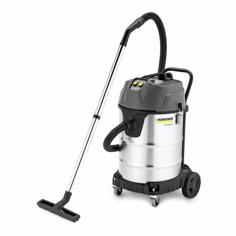 Пылесосы для сухой/влажной уборки NT