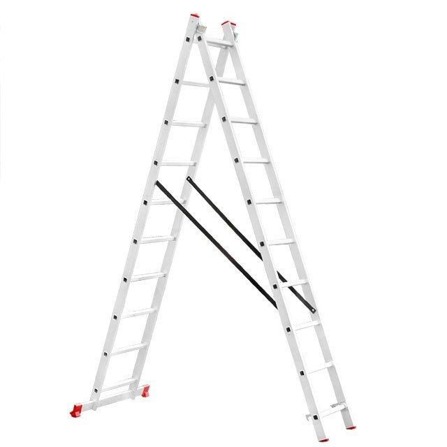 Лестницы 2-х секционные, 3-х секционные