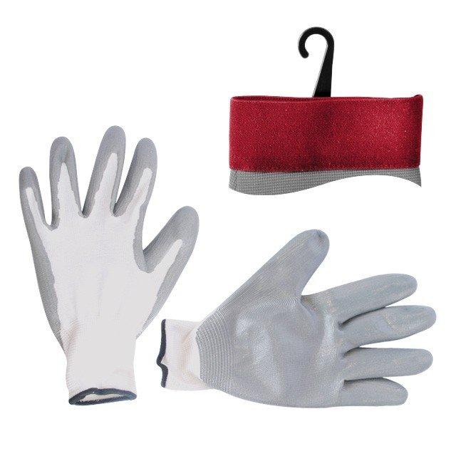 Перчатки, рукавицы рабочие